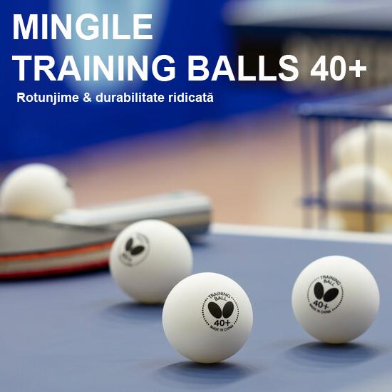 Mingile Training Balls 40+