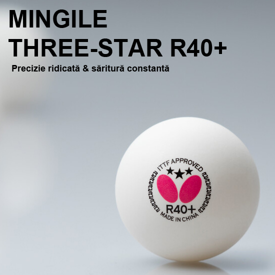 Mingile Three-Star Balls R40+