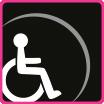 Potrivita pentru scaun cu rotile